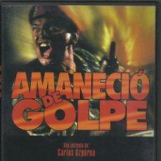 Cine: AMANECIÓ DE GOLPE (1998). Lote 121661351