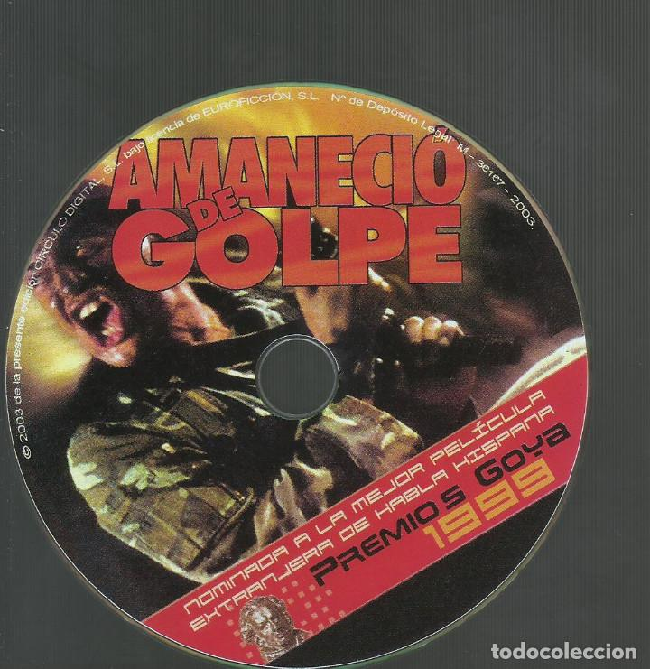 Cine: Amaneció de golpe (1998) - Foto 3 - 121661351