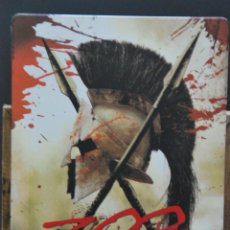 Cine: 300 - EDICION LIMITADA - 2 DVD CAJA METALICA - DESCATALOGADA. Lote 121667211