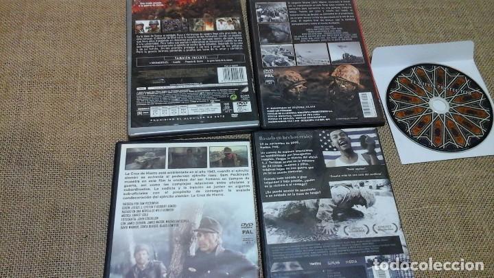 Cine: Lote 1: Cinco dvd de películas de acción - Foto 2 - 121676783