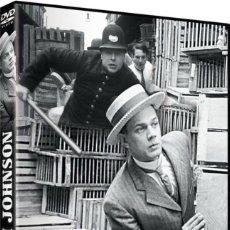 Cine: TOO MUCH JOHNSON. DVD. ORSON WELLES. MUDA.. Lote 121703091