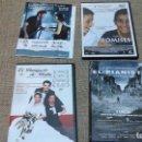 Cine: LOTE 2 : CUATRO DVD VARIADOS .. Lote 121822543
