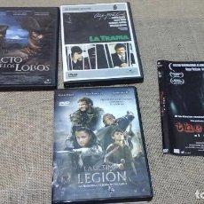 Cine: LOTE 4 : CUATRO DVD . Lote 121822779