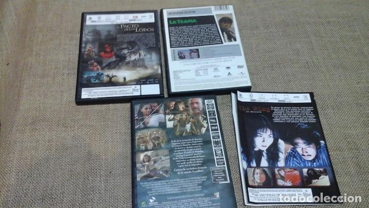 Cine: lote 4 : cuatro dvd - Foto 2 - 121822779