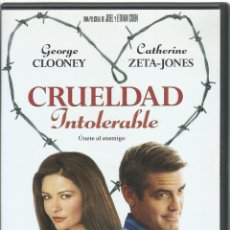 Cine: CRUELDAD INTOLERABLE (2003). Lote 121850923