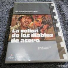 Cine: LA COLINA DE LOS DIABLOS DE ACERO DVD NUEVO PRECINTADO. Lote 121874255