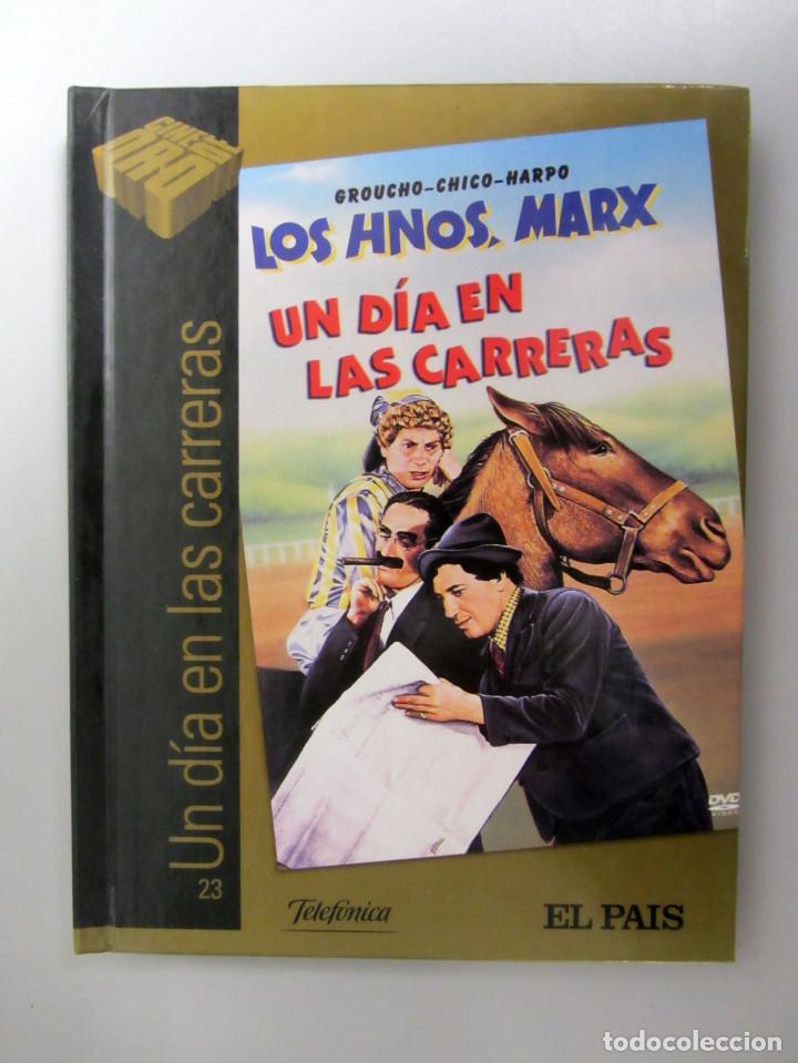 Cine: 13 películas colección Cine de Oro de Telefónica y El País en DVD. Contienen libreto de unas 50 pags - Foto 2 - 121887951