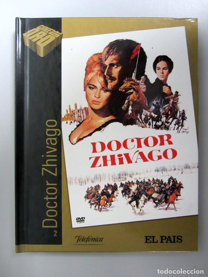 Cine: 13 películas colección Cine de Oro de Telefónica y El País en DVD. Contienen libreto de unas 50 pags - Foto 3 - 121887951