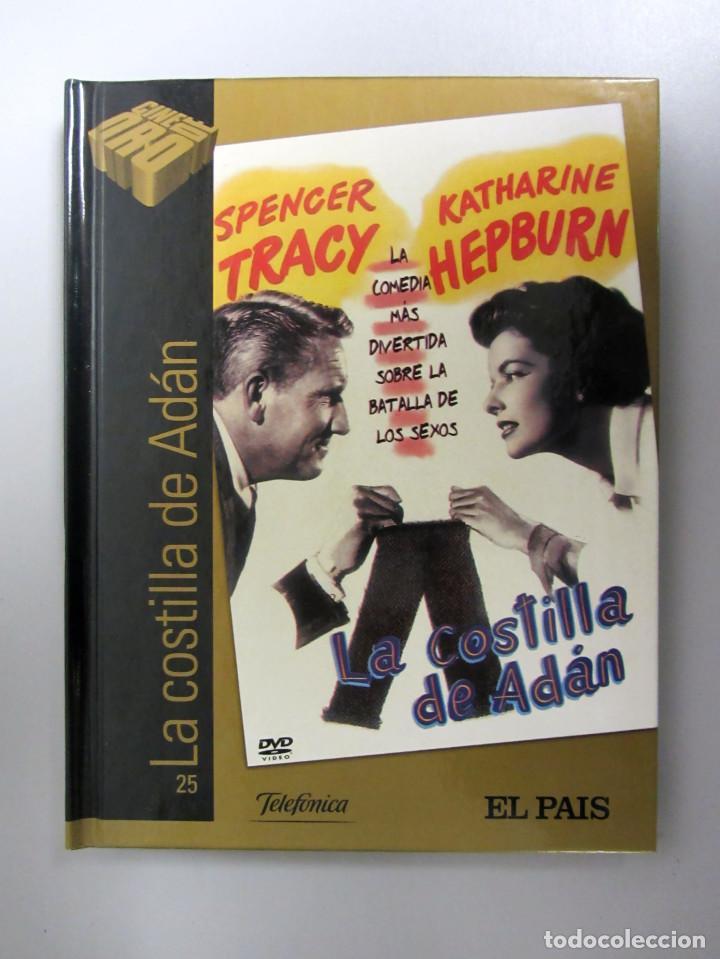 Cine: 13 películas colección Cine de Oro de Telefónica y El País en DVD. Contienen libreto de unas 50 pags - Foto 4 - 121887951