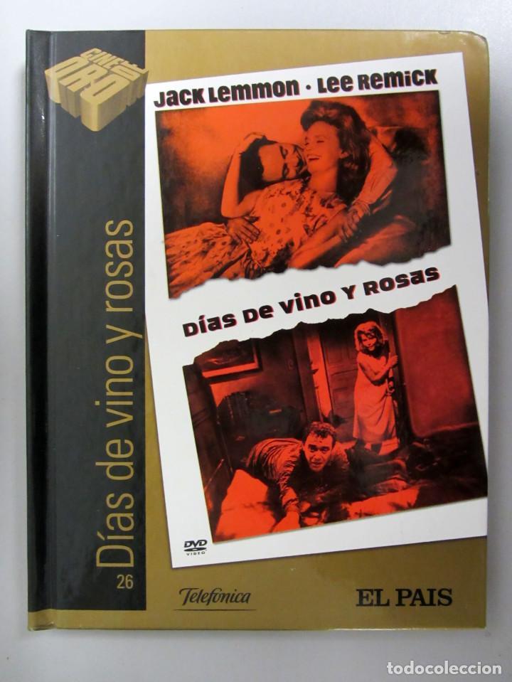 Cine: 13 películas colección Cine de Oro de Telefónica y El País en DVD. Contienen libreto de unas 50 pags - Foto 5 - 121887951