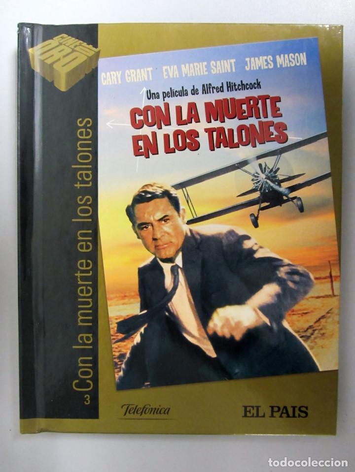 Cine: 13 películas colección Cine de Oro de Telefónica y El País en DVD. Contienen libreto de unas 50 pags - Foto 6 - 121887951