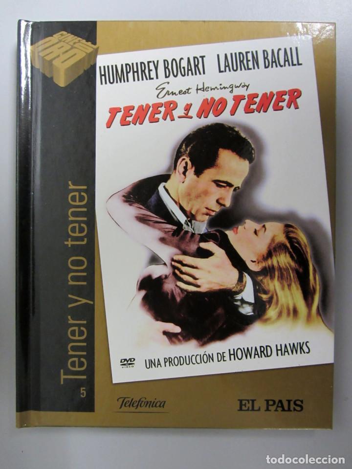 Cine: 13 películas colección Cine de Oro de Telefónica y El País en DVD. Contienen libreto de unas 50 pags - Foto 7 - 121887951
