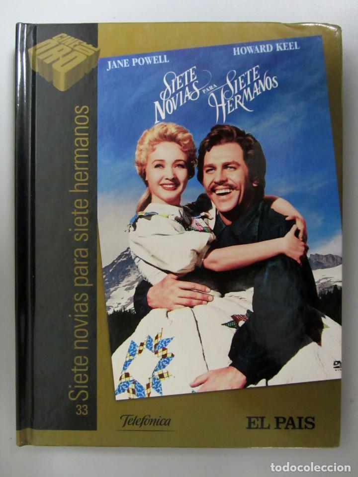 Cine: 13 películas colección Cine de Oro de Telefónica y El País en DVD. Contienen libreto de unas 50 pags - Foto 8 - 121887951