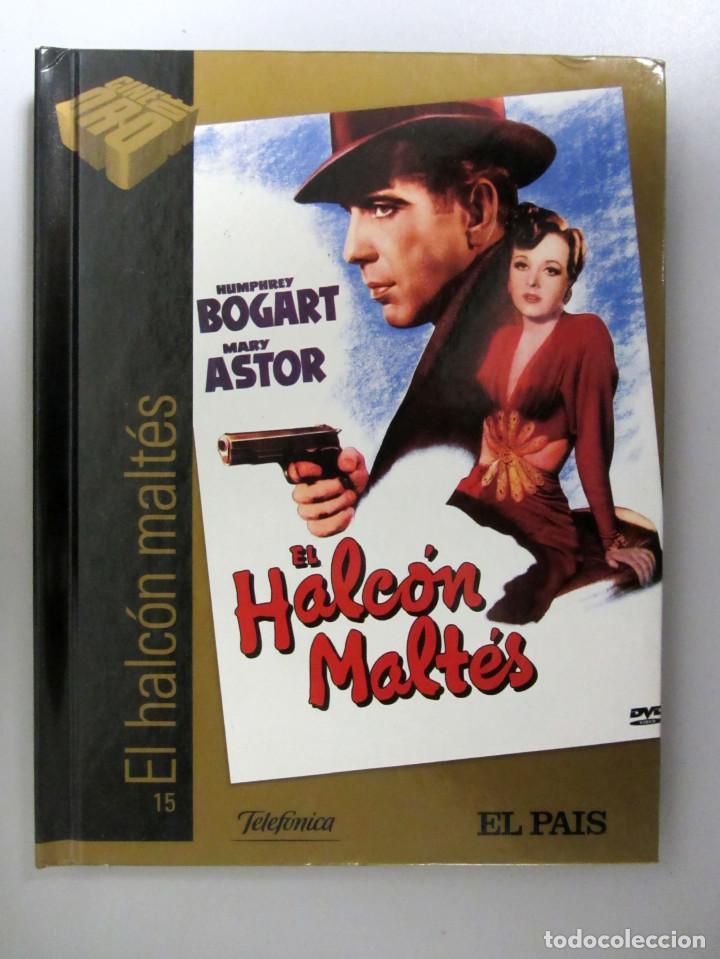 Cine: 13 películas colección Cine de Oro de Telefónica y El País en DVD. Contienen libreto de unas 50 pags - Foto 11 - 121887951