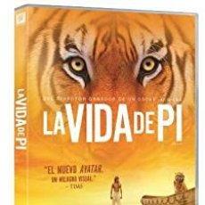 Cine: LA VIDA DE PI. DVD. ANG LEE. Lote 122004563