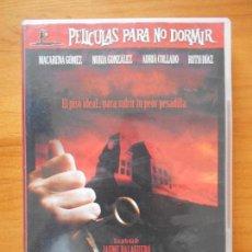 Cine: DVD PARA ENTRAR A VIVIR - PELICULAS PARA NO DORMIR (U3). Lote 122013847