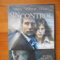 Cine: DVD SIN CONTROL - EDICION DE ALQUILER - CLIVE OWEN - JENNIFER ANISTON (U4). Lote 122015731