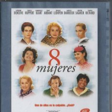 Cine: 8 MUJERES. DVD-3899. Lote 122015847