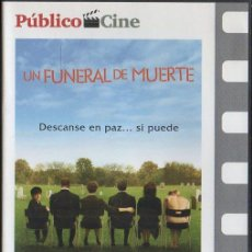 Cine: UN FUNERAL DE MUERTE. DVD-3901. Lote 122018631