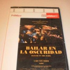 Cine: DVD BAILAR EN LA OSCURIDAD. LARS VON TRIER. BJÖRK. 134 MINUTOS CAJA FINA (PRECINTADA). Lote 122019283
