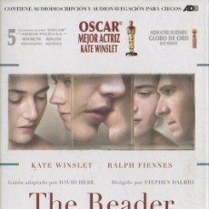 Cine: THE READER. EL LECTOR. DVD-3903. Lote 122019483