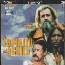 Cine: EL ESPÍRITU DEL ÁGUILA. CINE AMERICANO DE HOY. TIEMPO Nº 39. DVD-3904. Lote 122019883