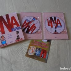 Cine: LINA MORGAN, PACK 2 DVD CON, LA TONTA DEL BOTE Y SOLTERA Y MADRE EN LA VIDA. Lote 122029547