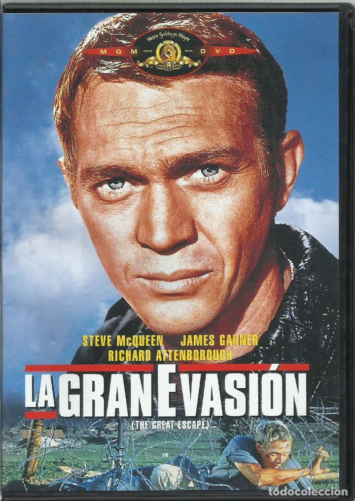 LA GRAN EVASIÓN (1963) (Cine - Películas - DVD)