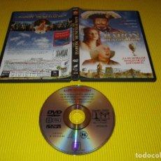 Cine: LAS AVENTURAS DEL BARON MUNCHAUSEN - DVD - EDICION 00045 - SONY PICTURES - UMA THURMAN .... Lote 122195407