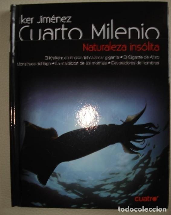 cuarto milenio libro + dvd capitulo 17: (natura - Kaufen Filme auf ...