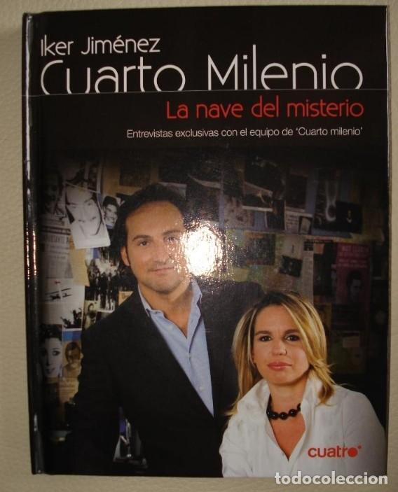 cuarto milenio libro + dvd capitulo 25: (la nav - Comprar Películas ...