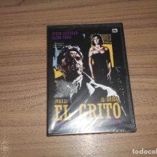 Cine: EL GRITO DVD STEVE COCHRAN ALIDA VALLI NUEVA PRECINTADA. Lote 295625598