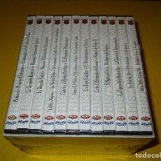 Cine: HISTORIA DE ESPAÑA - DVD - 12 VOLUMENES - RSR - PRECINTADOS - LA FORMA MAS FACIL Y ENTRETENIDA .... Lote 122275703