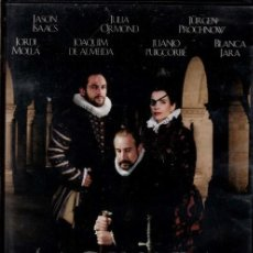 Cine: LA CONJURA DE EL ESCORIAL DVD (A. DEL REAL):ES DIFICIL MANTENER UN REINO...SI CONSPIRAN DESDE DENTRO. Lote 122349075