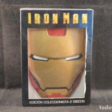 Cine: IRON MAN - EDICION COLECCIONISTA 2 DISCOS - DVD. Lote 122552595