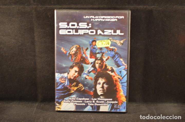 SOS EQUIPO AZUL - DVD (Cine - Películas - DVD)