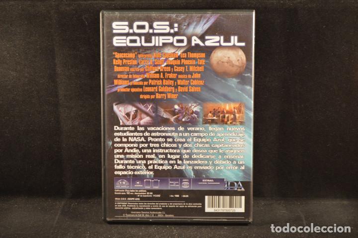 Cine: SOS EQUIPO AZUL - DVD - Foto 2 - 122553307