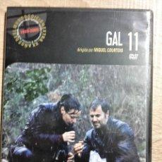 Cine: GAL 11 * COLECCIÓN EL MUNDO *DIRECTOR MIGUEL COURTOIS . Lote 122570131