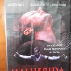 Cine: DVD-MALHERIDA * DIRECTOR RICHARD MARTIN . Lote 122570363