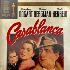 Cine: CASABLANCA - DVD . Lote 122641203