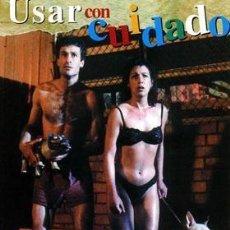 Cine: USAR CON CUIDADO - DVD . Lote 122641387