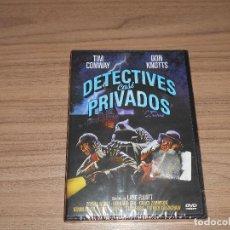 Cine: DETECTIVES CASI PRIVADOS DVD TIM CONWAY NUEVA PRECINTADA. Lote 279326913