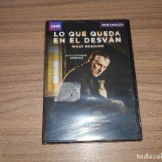Cine: LO QUE QUEDA EN EL DESVAN SERIE COMPLETA DVD 200 MIN. NUEVA PRECINTADA. Lote 144193172