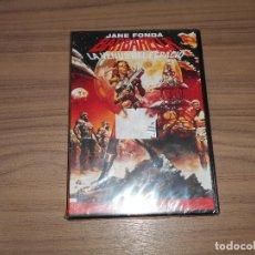 Cine: BARBARELLA LA VENUS DEL ESPACIO DVD JANE FONDA NUEVA PRECINTADA. Lote 207141992
