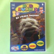 Cine: LOS LUNIS - EL RITMO LUNNAR - PLANETA DE AGOSTINI - TVE. Nº 3. Lote 122810051