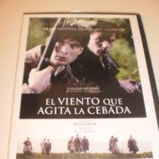 Cine: DVD EL VIENTO QUE AGITA LA CEBADA. KEN LOACH. 128 MINUTOS. CAJA FINA (PRECINTADA). Lote 122956103