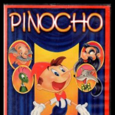 Cine: DVD, PINOCHO.. Lote 122984719