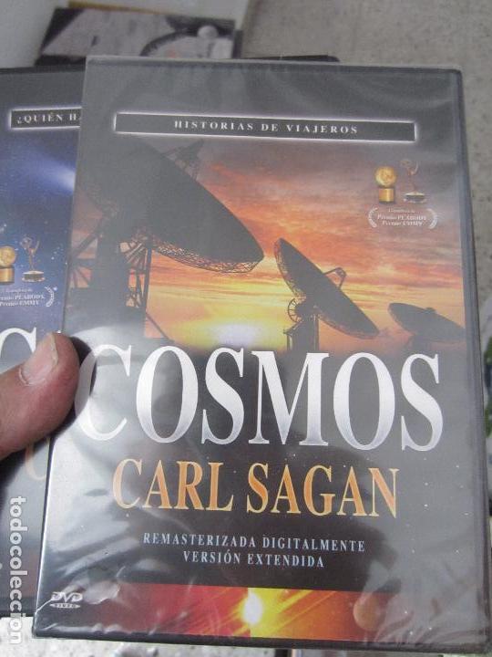 COSMOS CARL SAGAN 13 DVD (Cine - Películas - DVD)