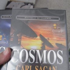 Cine: COSMOS CARL SAGAN 13 DVD . Lote 123071627