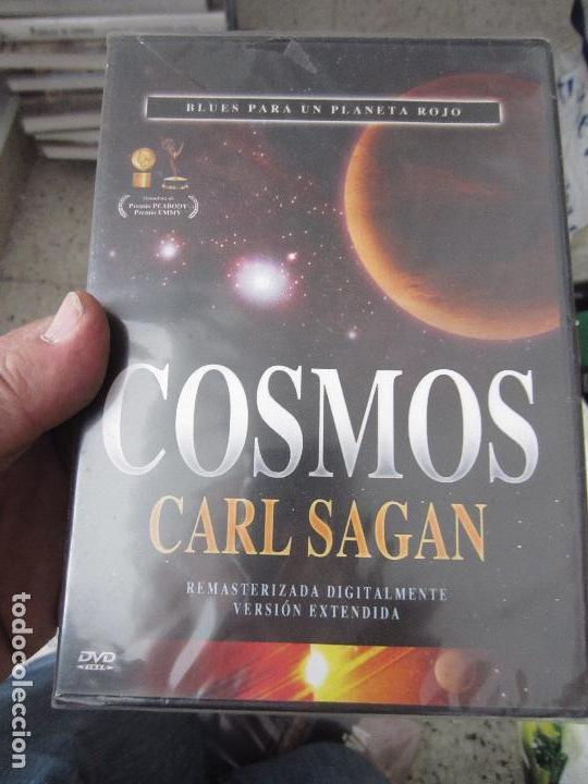 Cine: Cosmos Carl Sagan 13 dvd - Foto 9 - 123071627